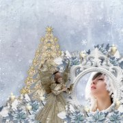 Christmas angels - pages rapides