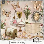 Elements CU - 264 Shabby interior