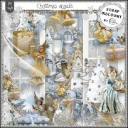 Christmas angels - kit full size PU/S4H