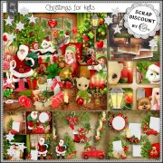 Christmas for kids - album complet