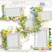 Easter day - clusters