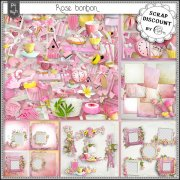 Rose bonbon - album complet