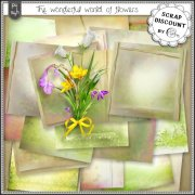 The wonderful world of flowers - album complet