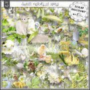Sweet melody of spring PU-S4H kit full size