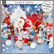 Enchanted Christmas - kit full size PU/S4H