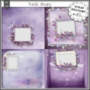 Purple dreams - pages rapides