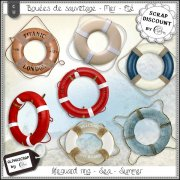 Lifeguard ring - Sea - Summer