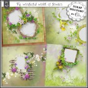 The wonderful world of flowers - pages rapides