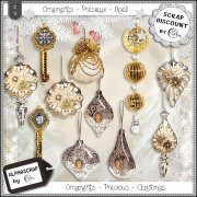 Ornaments - Precious - Christmas