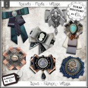 Bows - Fashion - Vintage 7