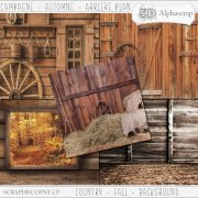 Country - Fall - Backgrounds 1