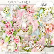A victorian Easter - full size kit PU/S4H