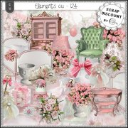 Elements CU - 124 Shabby vintage