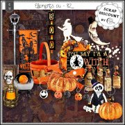 Elements CU - 82 Halloween