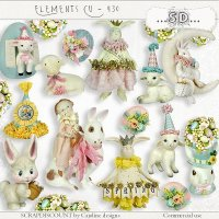 Elements cu - 430 Victorian Easter