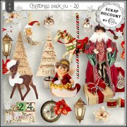 Christmas pack CU - 30