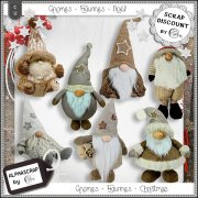 Gnomes - Figurines - Noël 1