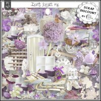Don't forget me PU-S4H kit full size