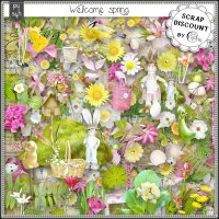 Welcome spring PU-S4H kit full size