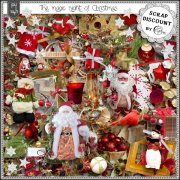 The magic night of Christmas - kit full size PU/S4H