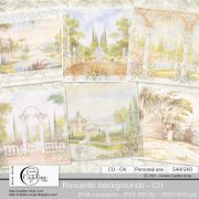 Romantic backgrounds - CU