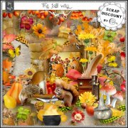The fall way - full size kit (PU/S4H)