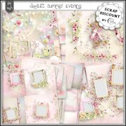 Sweet summer evening PU-S4H kit full size