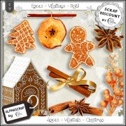 Spices - Vegetals - Christmas 2