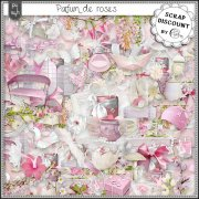 Parfum de rose PU-S4H full size kit