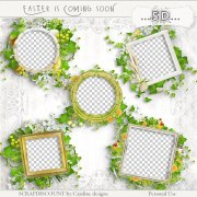 Easter is coming soon - clusters