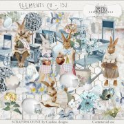Elements CU - 152 Easter and spring