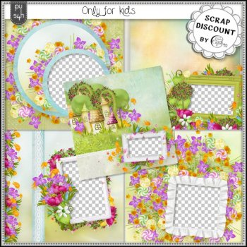 Only for kids - pages rapides