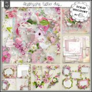 Shabby chic Easter day - embellissements