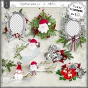 Christmas pack CU - 3 add on