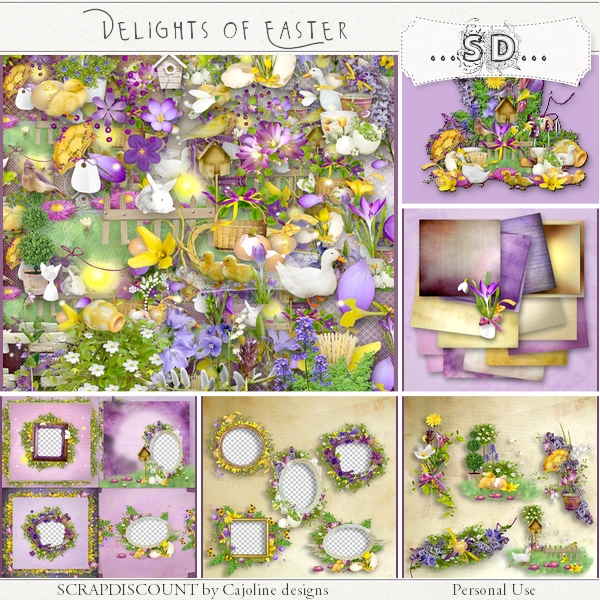 Delights of Easter - album complet