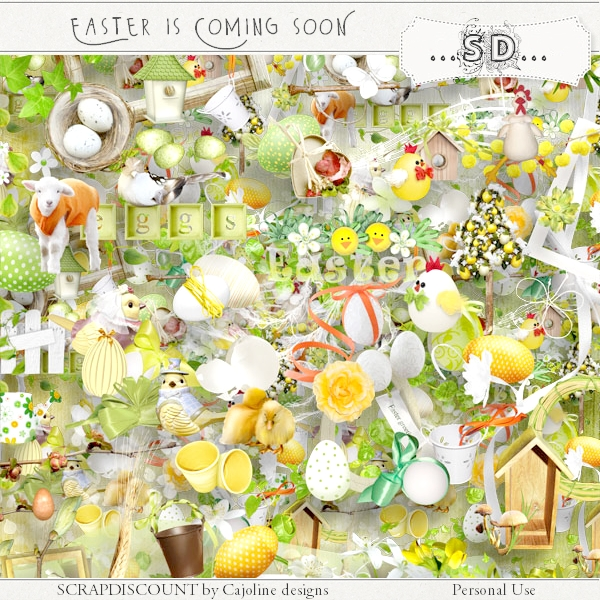 Easter is coming soon PU-S4H kit full size