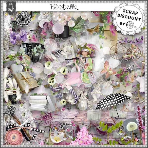 Florabella PU-S4H kit full size