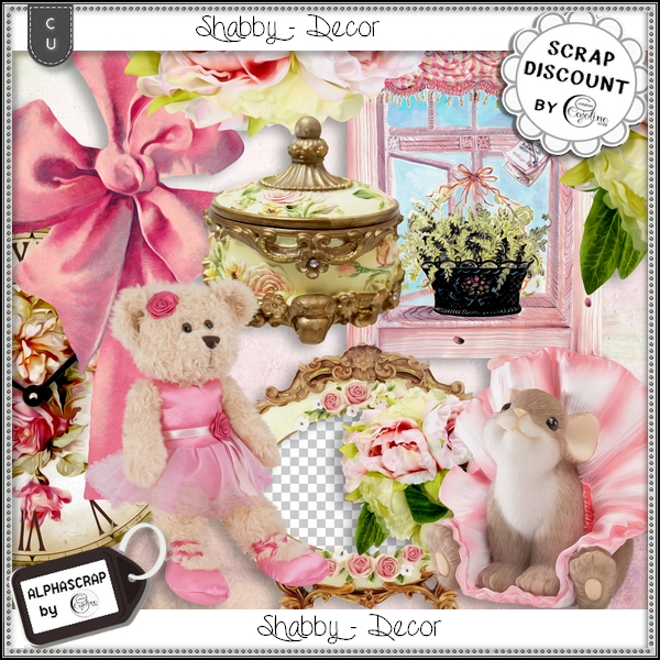 Shabby - Decor 2