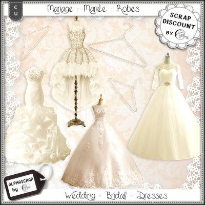 Wedding - Bridal - Dresses
