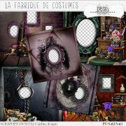 La fabrique de costumes - quick pages
