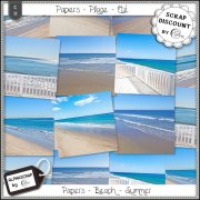Papers - Beach - Summer 4