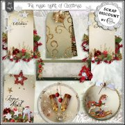 The magic night of Christmas - tags