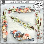 Cruise around the world - embellissements