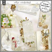 Winter wonderland - tags