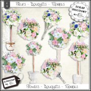 Flowers - Bouquets - Topiaries