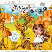 Elements cu - 472 Alice in Autumn 2
