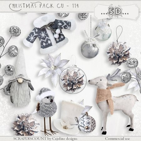 Christmas pack cu - 114
