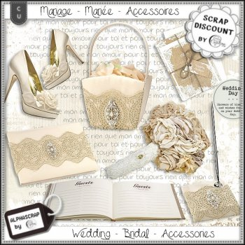 Wedding - Bridal - Accessories 4