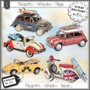 Vehicles - Transports - Plage
