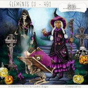 Elements cu - 491 La nuit d'Halloween 3